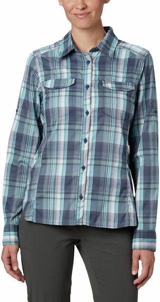 Columbia Silver Ridge™ Lite Plaid Long Sleeve Shirt - Women's