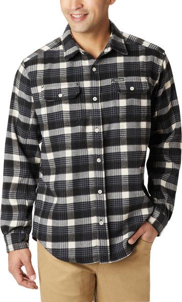 Columbia Deschutes River™ Heavyweight Flannel Shirt - Men's