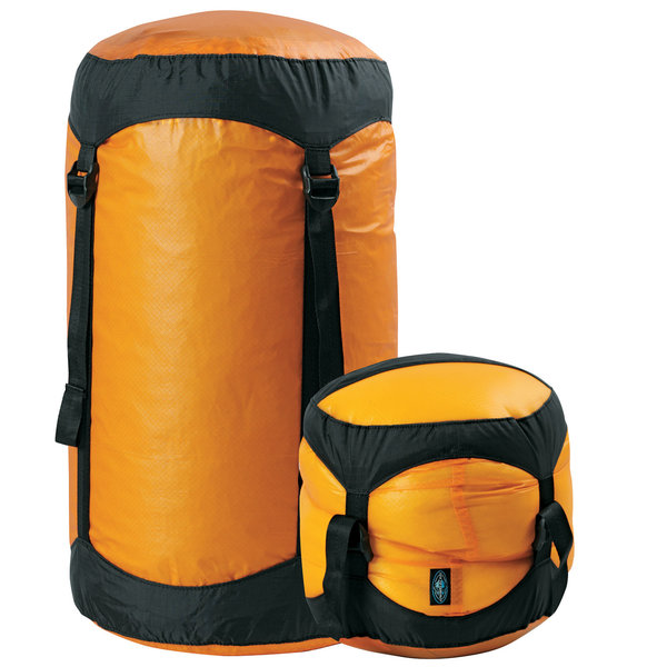 Sea to Summit Ultra-Sil Compression Sack Color: Yellow