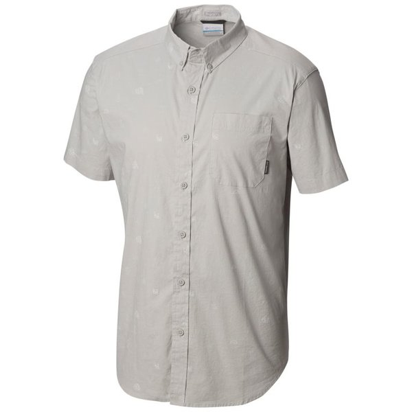 Columbia Rapid Rivers™ Printed Short Sleeve Shirt - Men's
