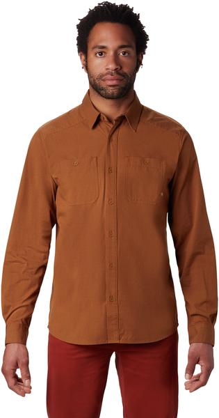 Mountain Hardwear Riveter Twill™ Long Sleeve Shirt - Men's