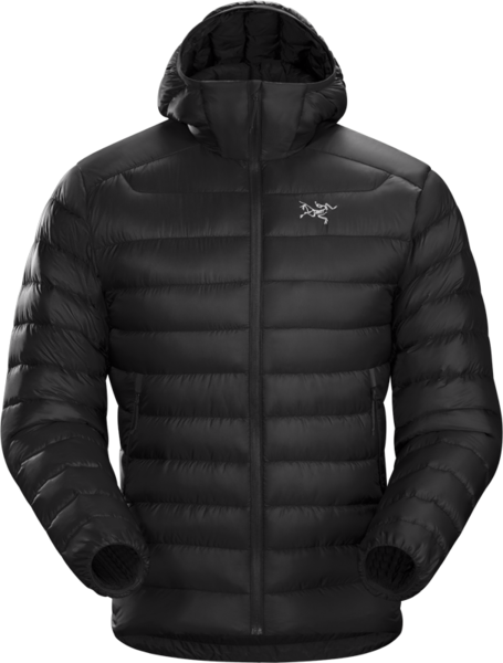 Arcteryx Cerium LT Hoody - Men's Color: Black