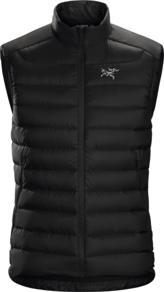 Arcteryx Cerium LT Vest - Men's Color: Black