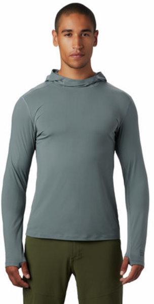 Mountain Hardwear Crater Lake™ Long Sleeve Hoody - Men's
