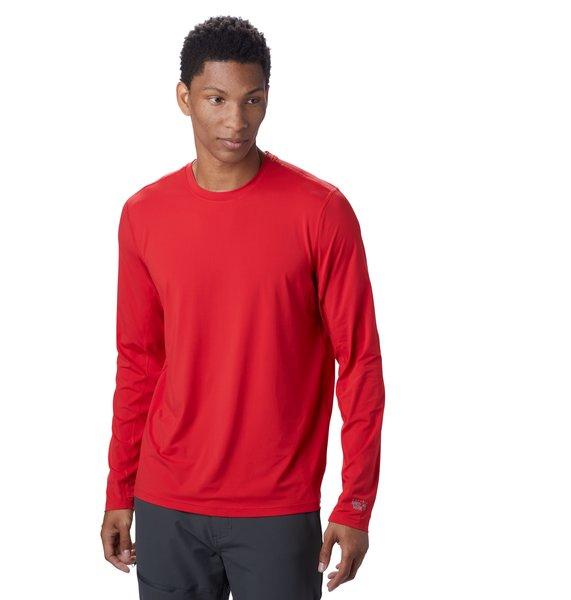 Mountain Hardwear Crater Lake™ Long Sleeve T-Shirt - Men's