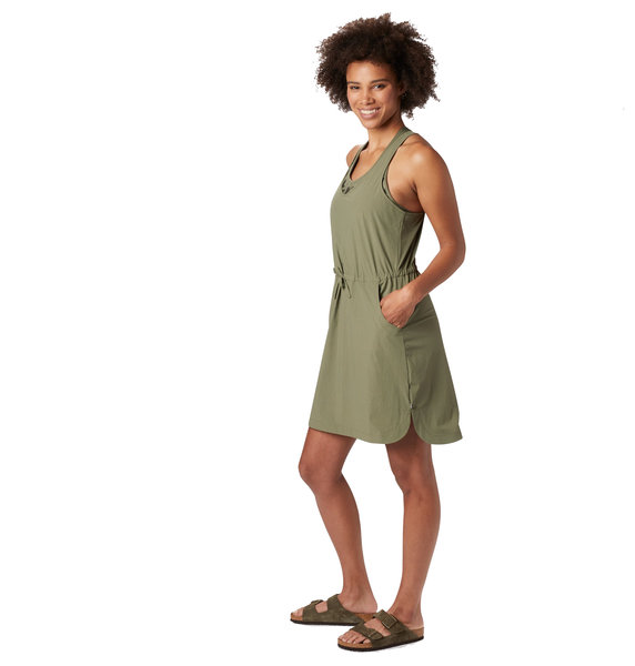Mountain Hardwear Railay Stretch Dress - Women's Color: Light Army