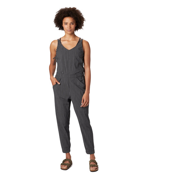 Mountain Hardwear Railay Romper Pant - Women's Color: Void