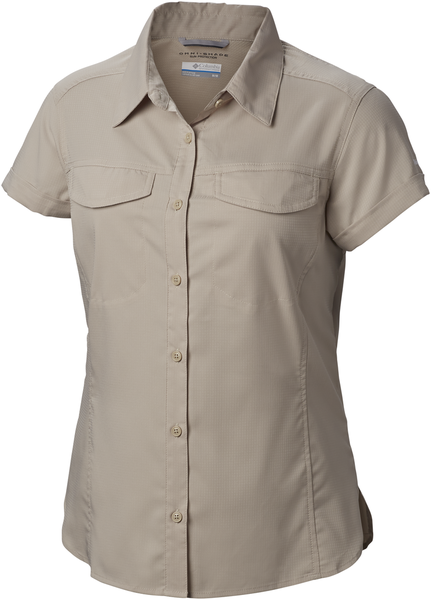 Columbia Silver Ridge Lite Short Sleeve - Women's Color: Fossil