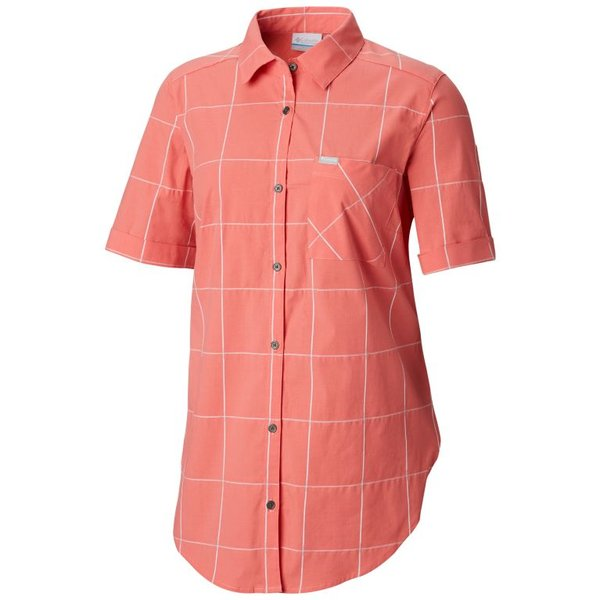 Columbia Anytime Casual™ Stretch Short Sleeve Shirt - Women's