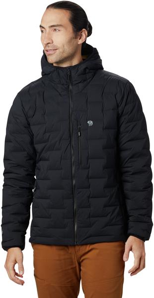 Mountain Hardwear Super/DS™ Stretchdown Hooded Jacket - Men's
