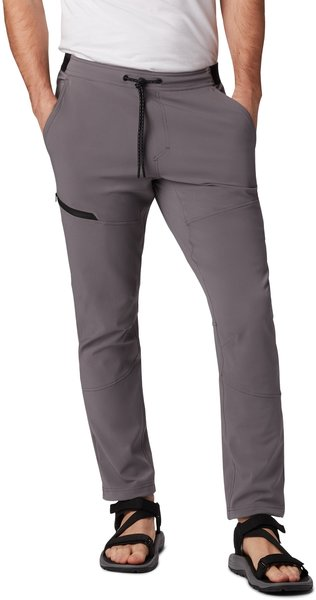 Columbia Tech Trail Fall Pant - Men's Color: City Grey