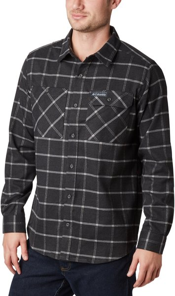 Columbia Outdoor Elements™ Stretch Flannel - Men's