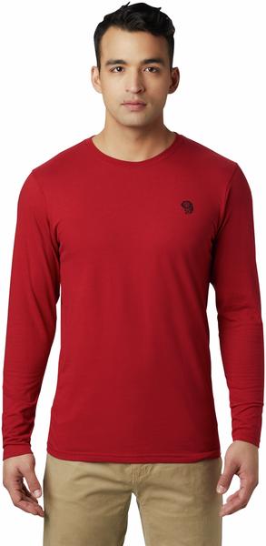Mountain Hardwear Hardwear™ Logo Long Sleeve T - Men's