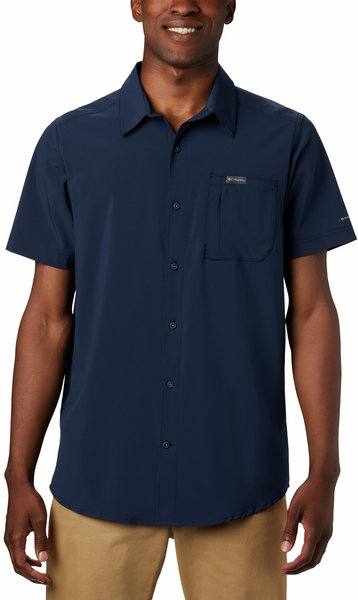 Columbia Triple Canyon™ Short Sleeve Shirt - Men's