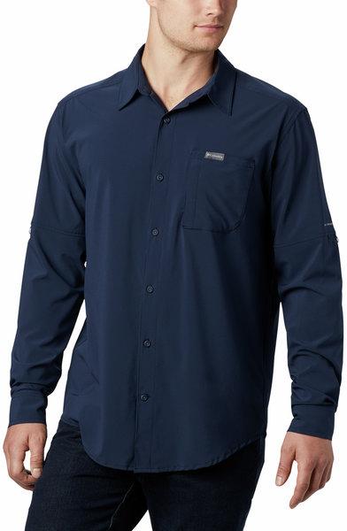 Columbia Triple Canyon™ Long Sleeve Shirt - Men's