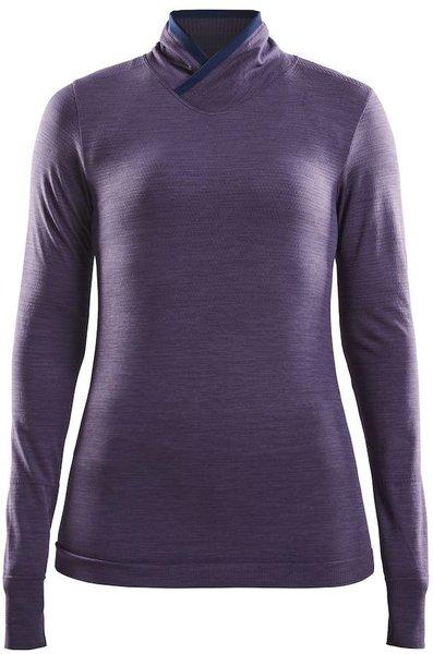 Craft Fuseknit Comfort Wrap Long Sleeve Baselayer - Women's