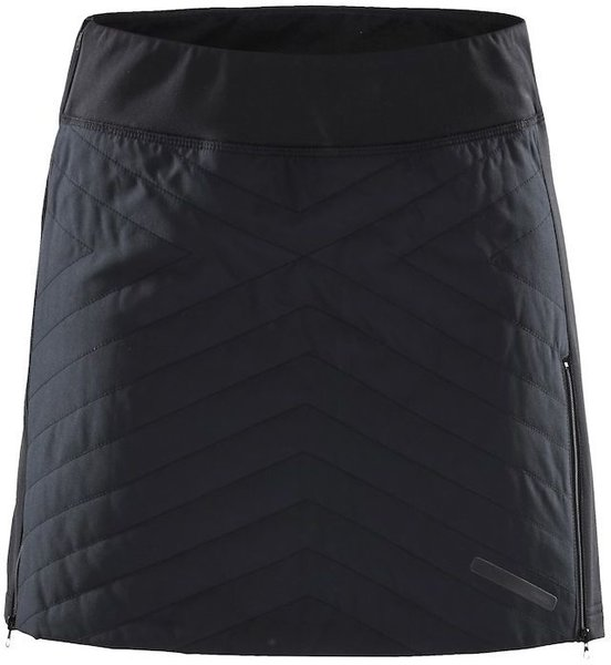 Craft Storm Thermal Cross Country Ski Skirt - Women's Color: Black