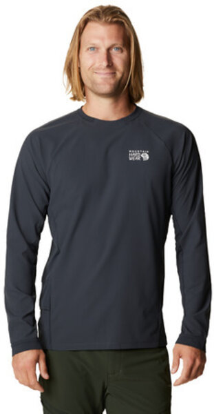 Mountain Hardwear Shade Lite LS Crew -Men's