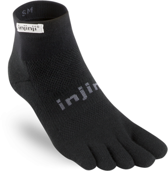 Injinji Run Lightweight Mini-Crew