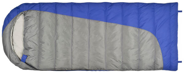 Chinook Fireside Hooded Rectangular Down Sleeping Bag (2°C/36F)