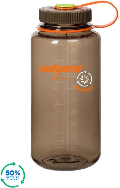 Nalgene Sustain Wide Mouth Bottle - 32oz/946ml