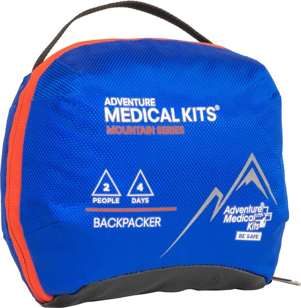 Adventure Medical Kits Mountain Backpacker Medical Kit