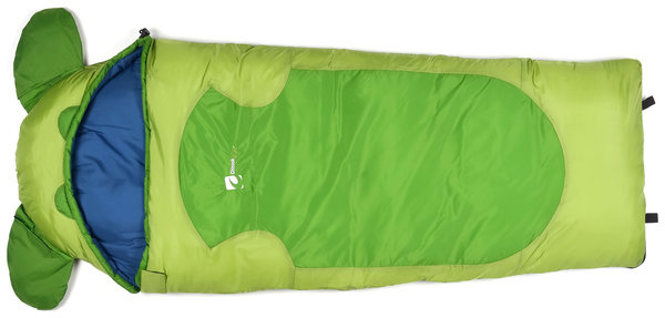 Chinook Cubs Sleeping Bag - 32F/0C Color: Green