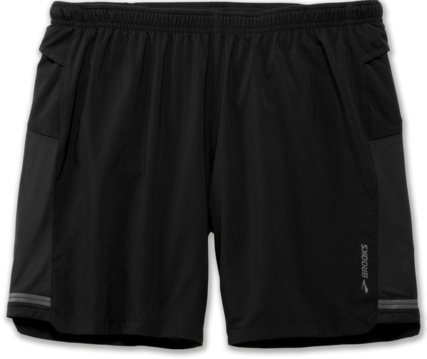 "Brooks Sherpa 7"" 2-in-1 Short - Men's"