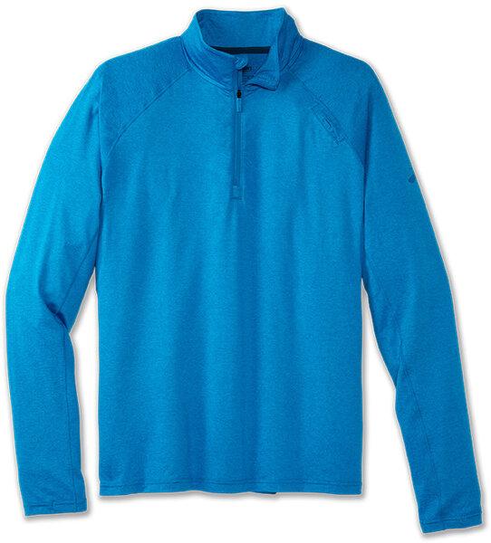 Brooks Dash Half-Zip Long Sleeve Shirt - Men's