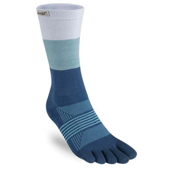 Injinji Trail Midweight Crew - Women's Color: Avalanche