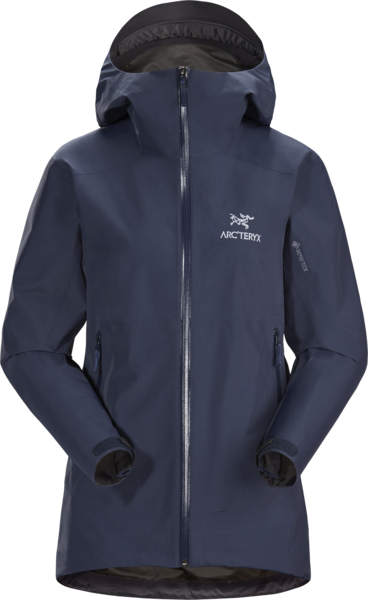 Arcteryx Zeta SL GORE-TEX Jacket - Women's Color: Cobalt Moon