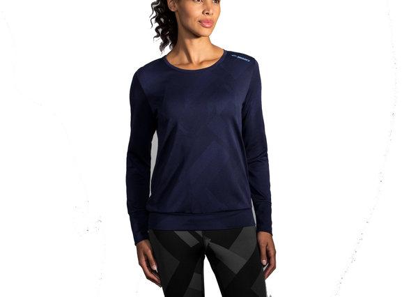 Brooks Array Long Sleeve - Women's - 2018