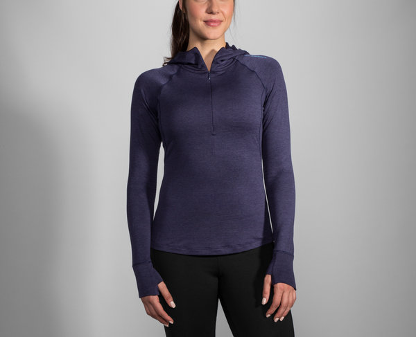 Brooks Notch Thermal Hoodie - Women's