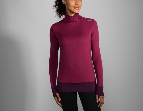 Brooks Notch Thermal Long Sleeve - Women's