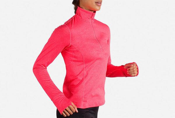 Brooks Dash 1/2 Zip Shirt - Women's