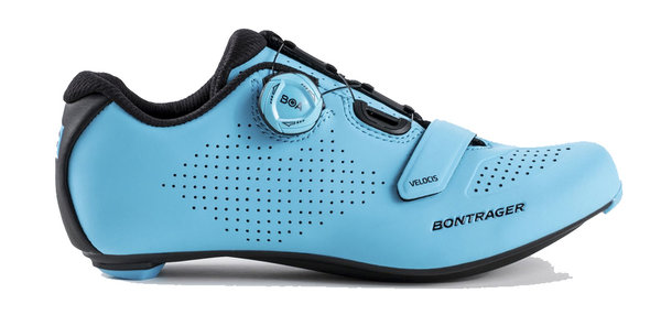 Bontrager Velocis Road Shoe - Women's Color: California Sky Blue