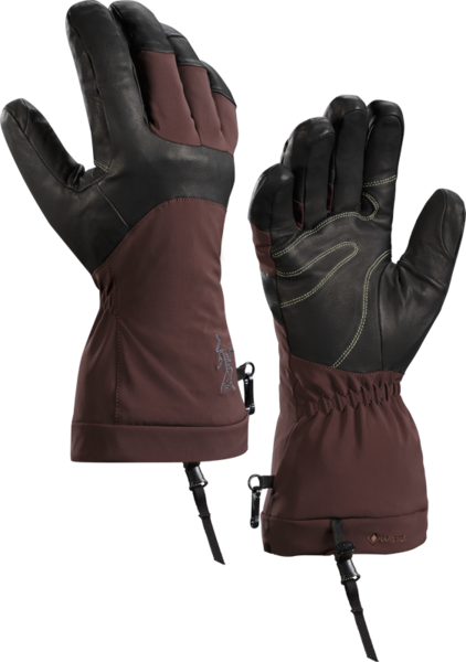 Arcteryx Fission SV GORE-TEX Glove Color: Flux/Infrared