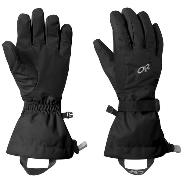 Outdoor Research Adrenaline Gloves - Women's Color: Black
