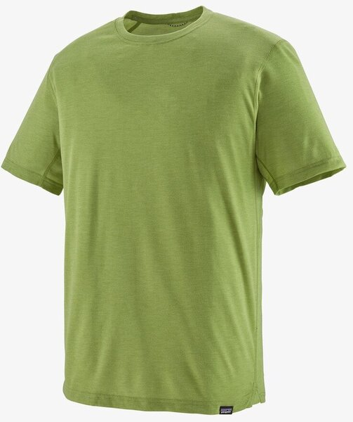 Patagonia Capliene Cool Trail Short Sleeve Shirt - Men's