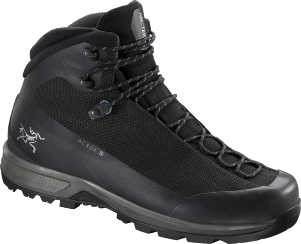 Arcteryx Acrux TR GTX Trekking Boot - Men's Color: Black/Neptune