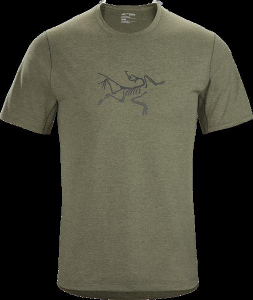 Arcteryx Cormac Logo SS - Men's