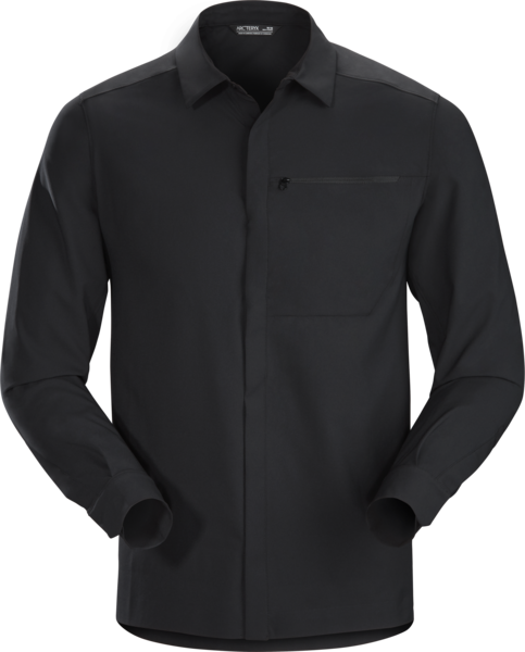 Arcteryx Skyline Shirt LS - Men's Color: Black