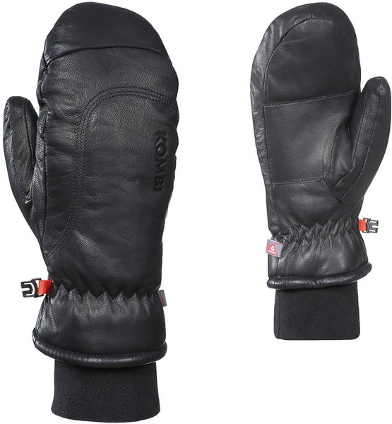 Kombi Viviane Leather Mittens - Women's