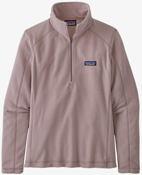 Patagonia Micro D 1/4 Zip - Women's Color: Hazy Purple