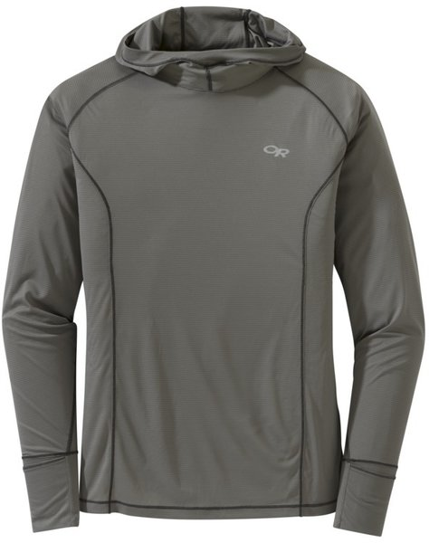 Outdoor Research Echo Hoody - Men's Color: Pewter