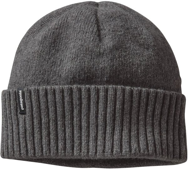 Patagonia Brodeo Beanie Color: Feather Grey