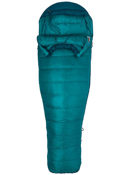 Marmot Angel Fire Down Sleeping Bag (-4C/25F) - Long - Women's