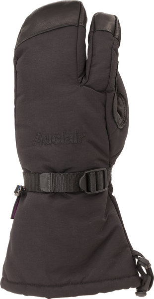 Auclair Back Country 3-Finger Color: Black/Black