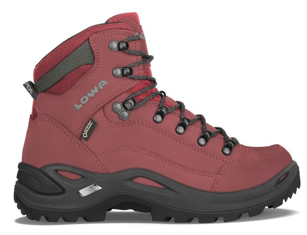 Lowa Renegade GTX Mid - Women's Color: Chili