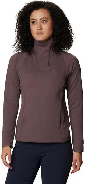 Mountain Hardwear Frostzone 1/4 Zip Midlayer Top - Women's